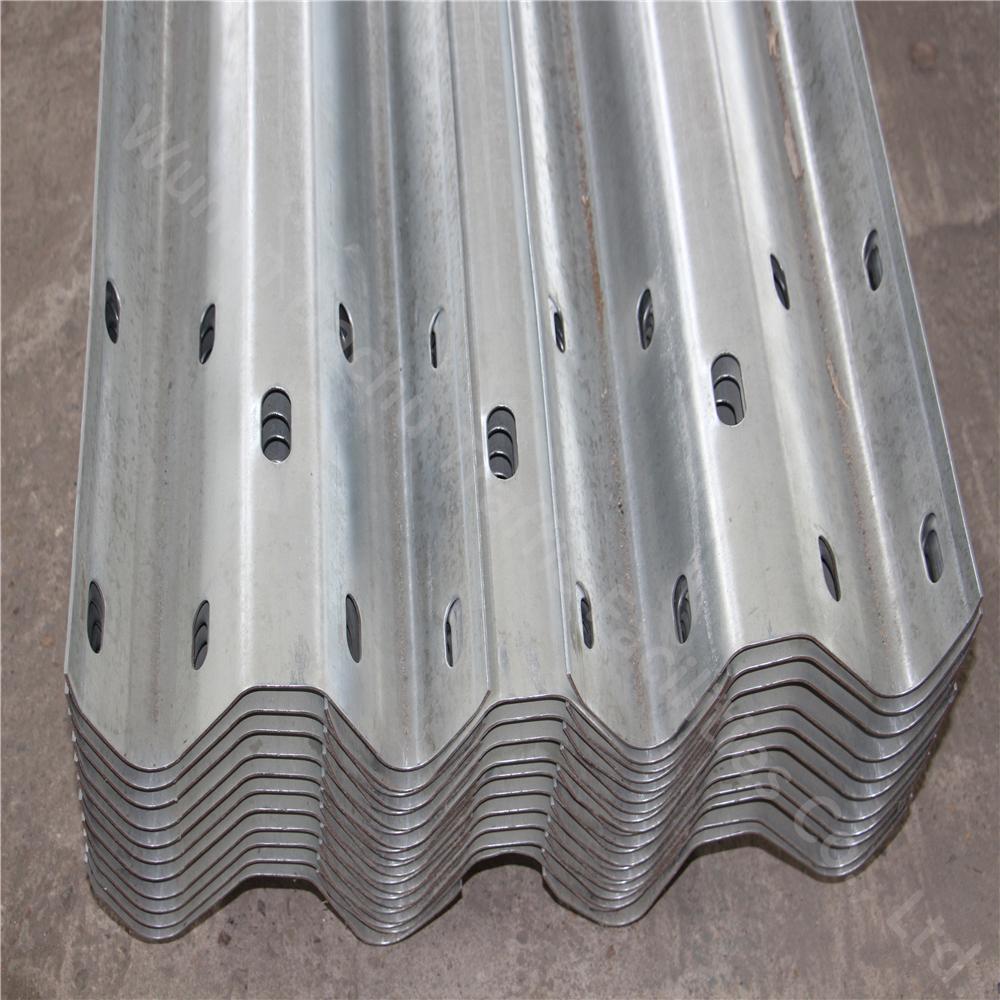 Оцинкованные стальные поручни Q235B