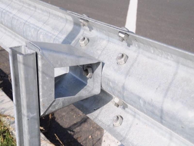 Блок трапециевидной проставки для ограждения GS2 GS4